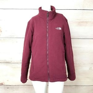 The North Face Polartec Classic Zip Ski Jacket